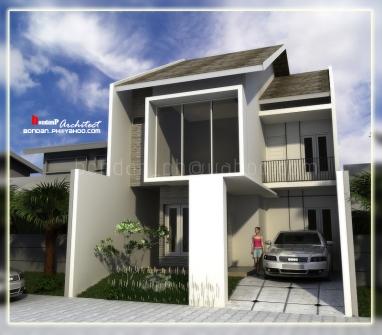 Mrs. Liza Anindya house - Cibubur Jawa Barat