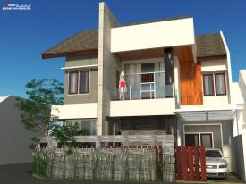 Mr. Mukhtar Azis House - Cikarang Jawa Barat