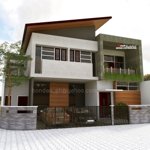 Mr. Suratman House - Kalasan Yogyakarta