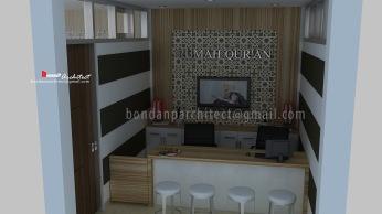 Office Rumah Quran - Palembang